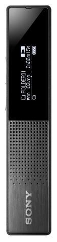 Reportofon Sony ICDTX650B, 16GB (Gri)