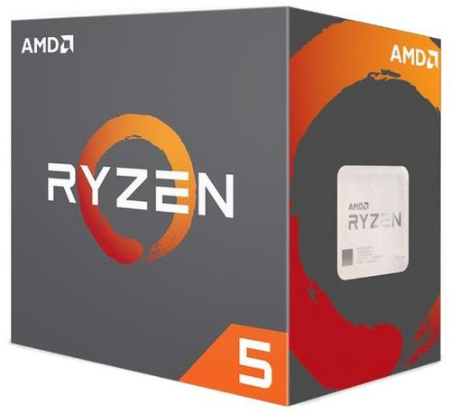 Imagine indisponibila pentru Procesor AMD Ryzen 5 1600X, 3.6 GHz, AM4, 16MB, 95W (BOX)
