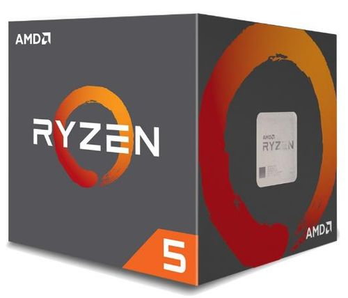 Imagine indisponibila pentru Procesor AMD Ryzen 5 1400, 3.2 GHz, AM4, 8MB, 65W (BOX)