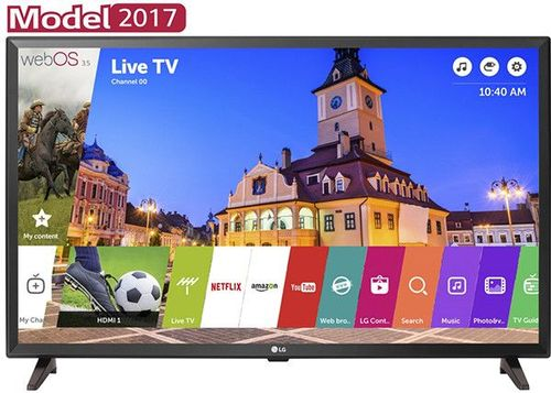 Televizor LED LG 80 cm (32inch) 32LJ610V, Full HD, Smart TV, webOS 3.5, WiFi, CI( 55015)