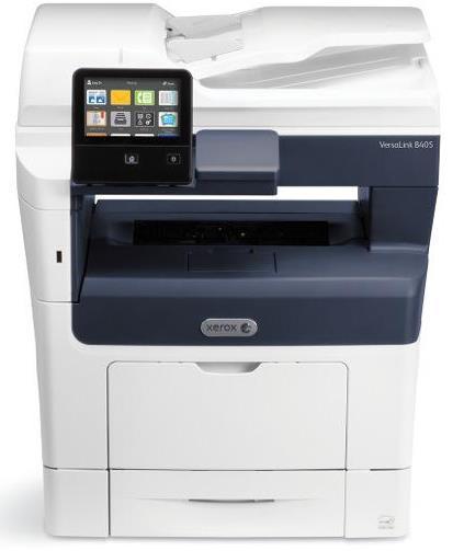 Multifunctional Xerox VersaLink B405V_DN, Laser Monocrom, A4, 45 ppm, Retea ( Alb)