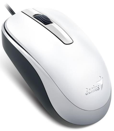 Mouse Genius DX-120 (Alb)
