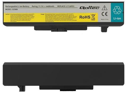 Baterie Laptop Qoltec Long Life 52569.Y480 pentru Lenovo Y480, G480