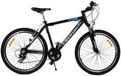 """Bicicleta Omega Aggressor, Roti 26"""", 21 viteze (Negru/Albastru)"""