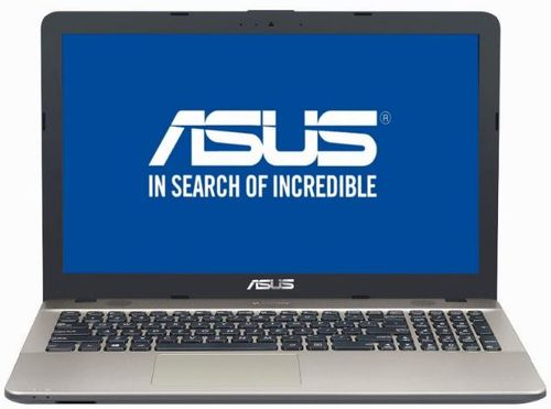 Laptop ASUS VivoBook X541NA-GO008 (Procesor Intel® Celeron® Dual Core N3350 (2M Cache, up to 2.4 GHz), Apollo Lake, 15.6inch HD Ready, 4GB, 500GB, Intel HD graphics 500, Endless OS, Negru ciocolatiu)