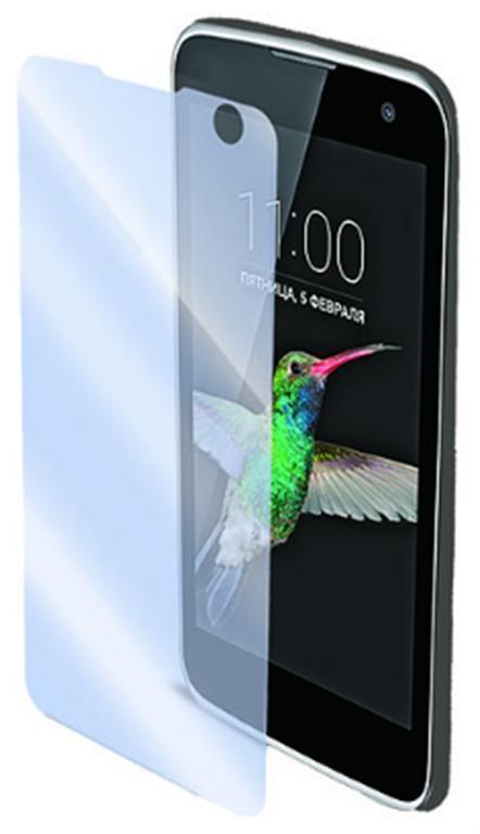 Folie Protectie Sticla Securizata Celly GLASS549, 9H pentru LG K4