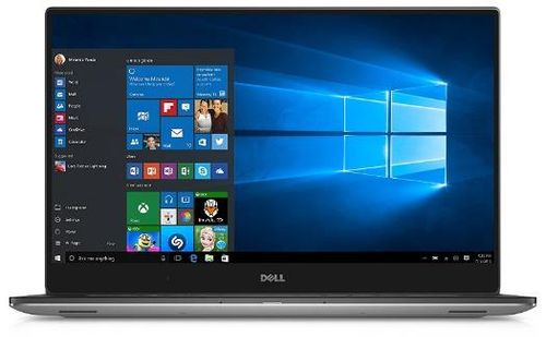 Ultrabook™ Dell XPS 15 9560 (Procesor Intel® Core™ i7-7700HQ (6M Cache, up to 3.80 GHz), Kaby Lake, 15.6inchUHD, 16GB, 512GB SSD, nVidia GeForce GTX 1050@4GB, Wireless AC, Tastatura iluminata, Win10 Pro 64)