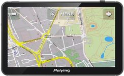 "Sistem de navigatie Peiying PY-GPS7012, LCD TFT Capacitive touchscreen 7"", Procesor 800MHz, 256MB RAM, 4GB Flash, Windows CE, Harti Europa"