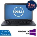 "Laptop Refurbished Dell Inspiron 3721 (Intel Core i3-3227U(3M Cache, 1.90 GHz), Ivy Bridge, 17.3"", 4GB, 500GB, Intel HD Graphics 4000, Windows 10 Pro)"