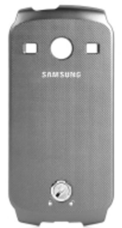 Capac Baterie Samsung 85615 pentru Samsung S7710/Galaxy Xcover 2 (Gri)