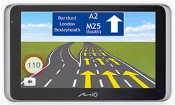 "Sistem de Navigatie cu camera video integrata Mio MiVue Drive 60 LM, Capacitive Touchscreen LCD 6.2"", Procesor 800 MHz, Microsoft Windows CE 6.0, Actualizari pe viata a hartilor, Harta Full Europa"