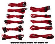Cablu ATX Kit Cabluri Premium Generatia 3 (Rosu)