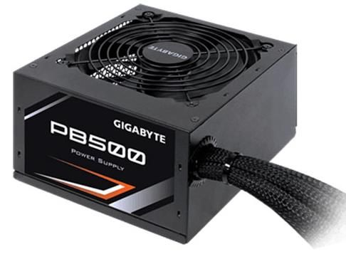 Sursa Gigabyte PB500 80 PLus Bronze, 500W, 120 mm