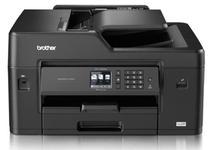 Multifunctional Inkjet Brother MFC-J3530DW, A3, 35ppm, Fax, Duplex, ADF, Retea, Wireless (Negru)