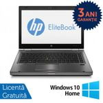 "Laptop Refurbished HP EliteBook 8470p (Procesor Intel® Core™ i5-3320M, Ivy Bridge, 14"", 4GB, 320GB, Intel® HD Graphics 4000, Win10 Home)"