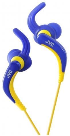 Casti Alergare JVC HAETX30A (Galben/Albastru)