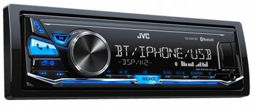 Player Auto JVC KD-X341BT, 4x50W, USB, Bluetooth