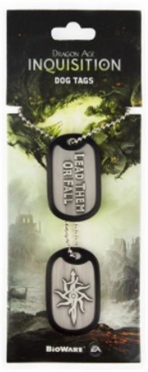 Dog Tags Dragon Age The Inquisition