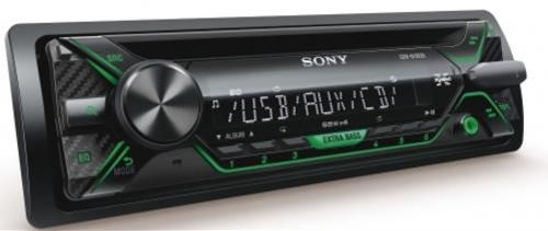 CD Player MP3 Sony CDX-G1202U, 4x55W, Extra Bass, USB