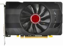Placa Video XFX Radeon RX 550 Single Fan, 2GB, GDDR5, 128 bit