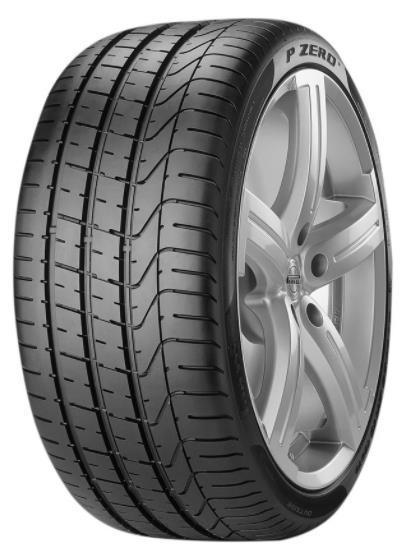 Anvelopa Vara Pirelli P Zero Nero PJ r-f Run Flat, 275/35R18 95Y