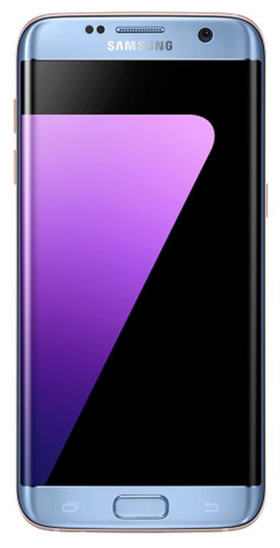 Telefon Mobil Samsung Galaxy S7 Edge G935F, Procesor Octa-Core 2.3GHz / 1.6GHz, Super AMOLED Capacitive touchscreen 5.5inch, 4GB RAM, 32GB Flash, 12MP, 4G, Wi-Fi, Android (Albastru)