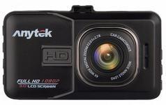"""Camera auto iUni Dash A98, LCD 3.0"""", WDR, Full HD (Negru)"""