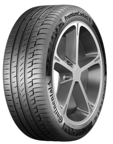 Anvelopa Vara Continental Premium Contact 6 FR, 235/50R18 97V