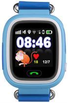 """Smartwatch Star, Capacitive Touchscreen 1.22"""", GPS, dedicat pentru copii (Albastru)"""