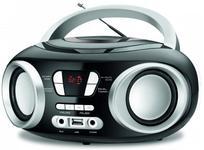 Micro Sistem Audio Navon NPB200 Boombox, Radio FM, Bluetooth (Negru)