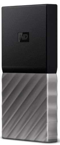 SSD Western Digital My Passport, 1TB, 2.5inch, USB 3.1 (Argintiu)