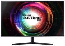 "Monitor VA QLED Samsung 31.5"" LU32H850UMUXEN, Ultra HD (3840 x 2160), HDMI, DisplayPort, 4 ms (Negru)"