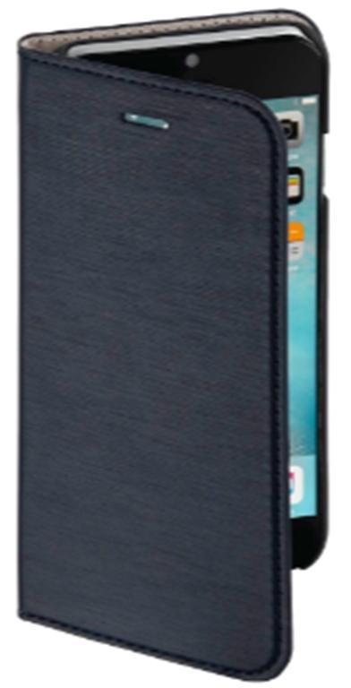 Husa Flip Cover Hama Booklet Slim 177807 pentru iPhone 7 (Bleumarin)