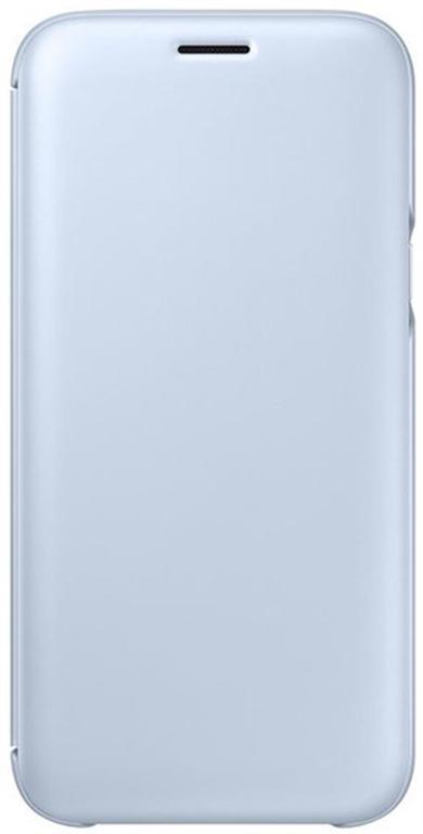 Husa Book cover Samsung EF-WJ530CLEGWW pentru Samsung Galaxy J5 2017 (Albastru)