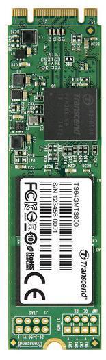 SSD Transcend MTS800, 64GB, M.2 2280, Sata III 600