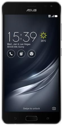 Telefon Mobil Asus ZenFone AR ZS571KL, Procesor Quad-Core 2.35 GHz, Super AMOLED Capacitive touchscreen 5.7inch, 6GB RAM, 128GB Flash, 23MP, Wi-Fi, 4G, Dual SIM, Android (Negru)