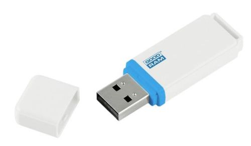 stick usb goodram umo2, 16gb, usb 2.0 (alb)