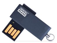 Stick USB GOODRAM UCU2, 16GB, USB 2.0 (Gri)