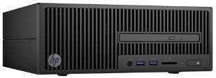 Sistem PC HP 280 G2 SFF (Procesor Intel® Core™ i5-6500 (3M Cache, 3.70 GHz), Skylake, 4GB, 500GB HDD @7200rpm, Intel HD Graphics 530, Tastatura+Mouse)