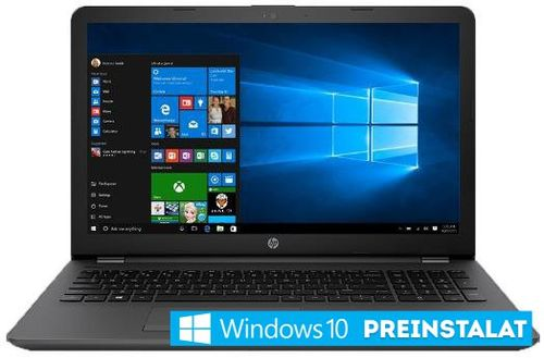 laptop hp 250 g6 (procesor intel® core™ i3-6006u (3m cache, up to 2.00 ghz), kaby lake, 15.6inch fhd, 4gb, 128gb ssd, intel® hd graphics 520, wireless ac, win10 pro, argintiu-cenusiu)