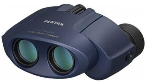 Binoclu Pentax UP 8x21 (Albastru) imagine