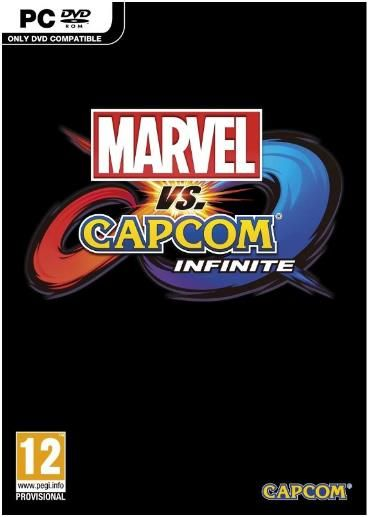 marvel vs capcom: infinite (pc)