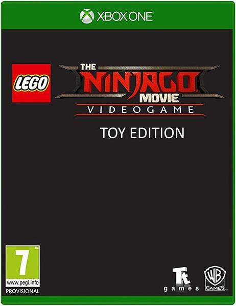 lego ninjago movie: video game toy edition (xbox one)