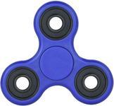 Jucarie Fidget Spinner OEM, plastic (Albastru)