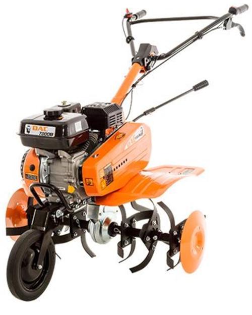 Motosapa Ruris Dac 7000B, 7 CP, Benzina, 4 timpi + roti cauciuc