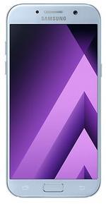"Fotografie Telefon Mobil Samsung Galaxy A5 (2017), Procesor Octa-Core 1.9GHz, Super AMOLED Capacitive touchscreen 5.2"", 3GB RAM, 32GB Flash, 16MP, 4G, Wi-Fi, Android (Blue)"