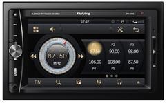 Radio Player Peiying PY9908.1, 40W x 4, USB, GPS, Bluetooth, AUX