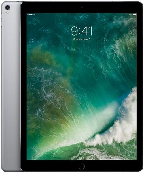 Tableta Apple iPad Pro 12, Procesor Hexa-Core 2.3GHz, IPS LCD 12.9inch, 512GB Flash, 12 MP, Wi-Fi, iOS (Gri Spatial)