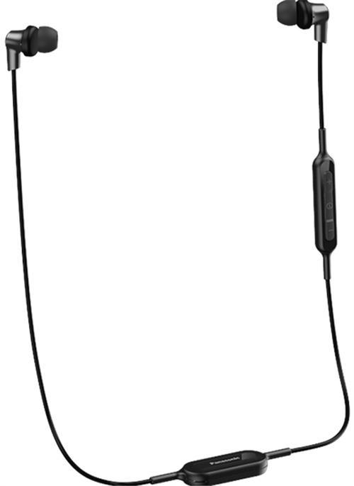Casti Alergare Panasonic RP-NJ300BE-K, Bluetooth (Negru) poza 2021