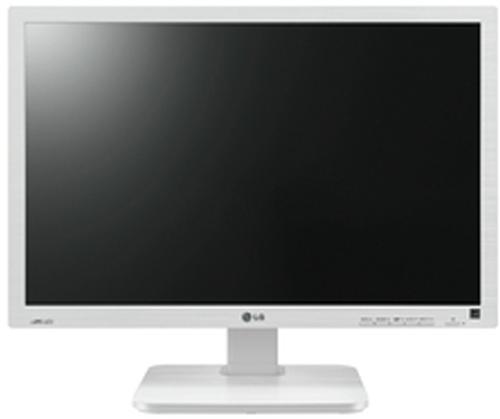 monitor tn led lg 22inch 22bk55wy-w, 1680 x 1050, vga, dvi, displayport, usb 2.0, boxe, pivot, 5 ms (alb)